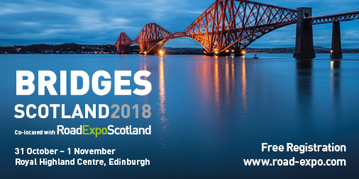 Duvine to exhibit at Bridges Scotland 2019